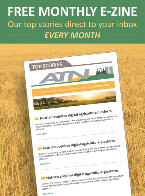 AgriTrade News - receive our FREE monthly E-ZINE